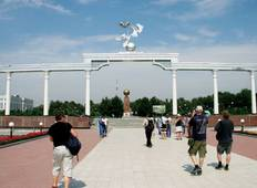 Silk Route between Tashkent and Xi\'an (Tashkent to Xi\'an) Tour