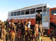 Ethiopian & Kenyan Rift Valley & Wildlife (Addis Ababa to Nairobi) Tour