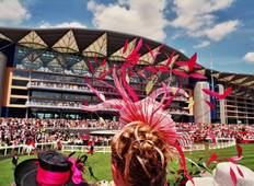 Royal Ascot - Ladies Day (Thursday) Tour