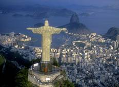 Brazilian Coast, Capitals & Chapadas (Salvador To Rio) Tour