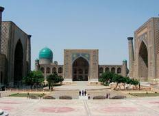 Silk Route between Istanbul and Tashkent (from Istanbul to Tashkent) Tour