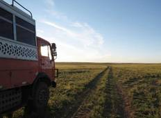 Silk Route between Ulaanbaatar and Ulaanbaatar Tour