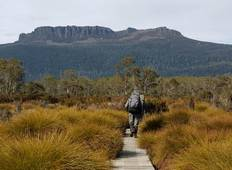 The Overland Track Tour