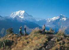 Inca Rivers Trek - Choquequirao to Machu Picchu Tour
