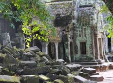 Ho Chi Minh to Angkor Wat Cycle Tour
