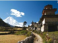Manaslu Circuit & Base Camp Trek Tour