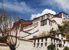High Road to Lhasa Tour