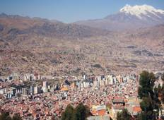 Cusco to La Paz Tour