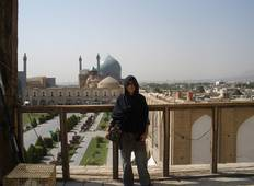 Journey to Persia Tour