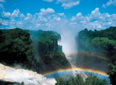 Cape Town to Victoria Falls - Camping Tour