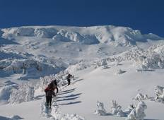 Snowshoeing & Winter Walking on Bosnia's Olympic Mountains Tour