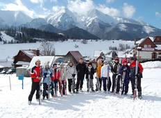 Tatra Winter Activity Week Tour