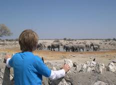 Namibian Adventure Family Holiday Tour