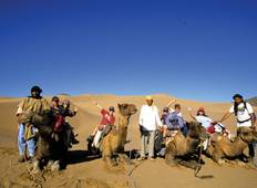 Camels & Kasbahs Family Holiday Tour