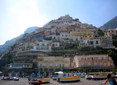 Amalfi Coast: Pompeii & Pizza Tour