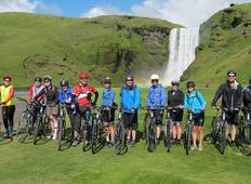 Cycle Southern Iceland Tour