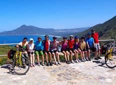 Cycling in Sardinia Tour