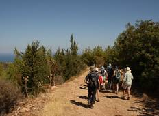 Walking in North Cyprus Tour