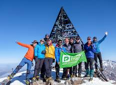 Mt Toubkal Winter Climb Tour