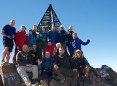 Mt Toubkal Long Weekend Tour