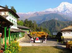 Annapurna & Chitwan in Luxury Tour