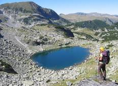 High Peaks of Bulgaria Tour