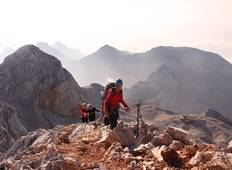 Slovenia: Julian Alps Traverse Tour