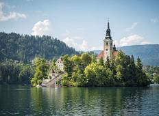 Lakes & Mountains of Slovenia Tour