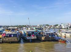 3 days Exploring Life On The River from Ho Chi Minh City Tour