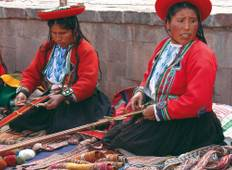 Sacred Valley & Machu Picchu Walk Tour