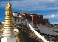 The Ancient City of Lhasa Tour