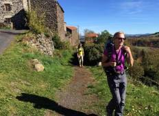 The Way of St James - Le Puy to Aumont Tour