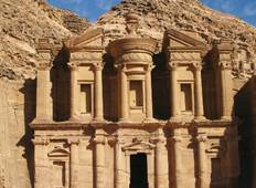 Jordan Dana Trek to Petra and Wadi Rum Tour