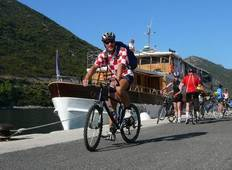 Kvarner Bay Bike & Boat Tour