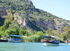 Lycian Coast Cycle & Sail Tour