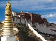 Lhasa Highlights Tour