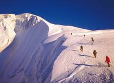 Summits of Bolivia with Simon Yates Tour
