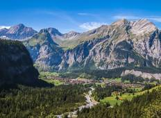 High Trails of the Bernese Oberland Tour
