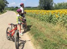 Catalonia by Bike for Families Tour