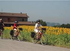 Florence to Rome by Bike Tour