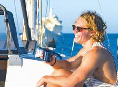 Tropical Wonder With Sailing Tour