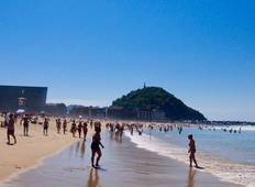 San Sebastian Surf House (3 nights) Tour