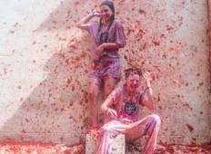 La Tomatina (2 nights) Tour