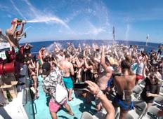 Spring Break Ibiza Tour