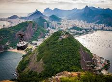 Lima to Rio Adventure Tour