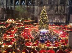 Rhine Holiday Markets (Basel to Cologne, 2018) Tour