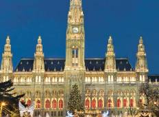 European Holiday Markets - Nurnberg to Wien Tour