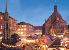 European Holiday Markets (Nuremberg to Vienna, 2018) Tour