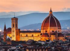 Splendors of Italy - Milan to Rome Tour