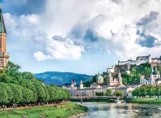 Enchanting Danube - Budapest to Passau Tour